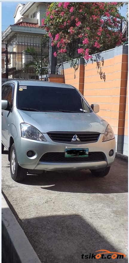 Mitsubishi Fuzion 2012 - 5