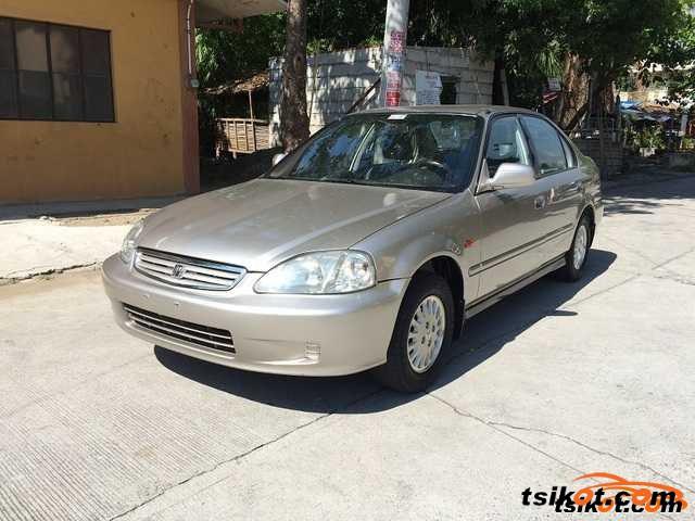 Honda Civic 1999 - 3