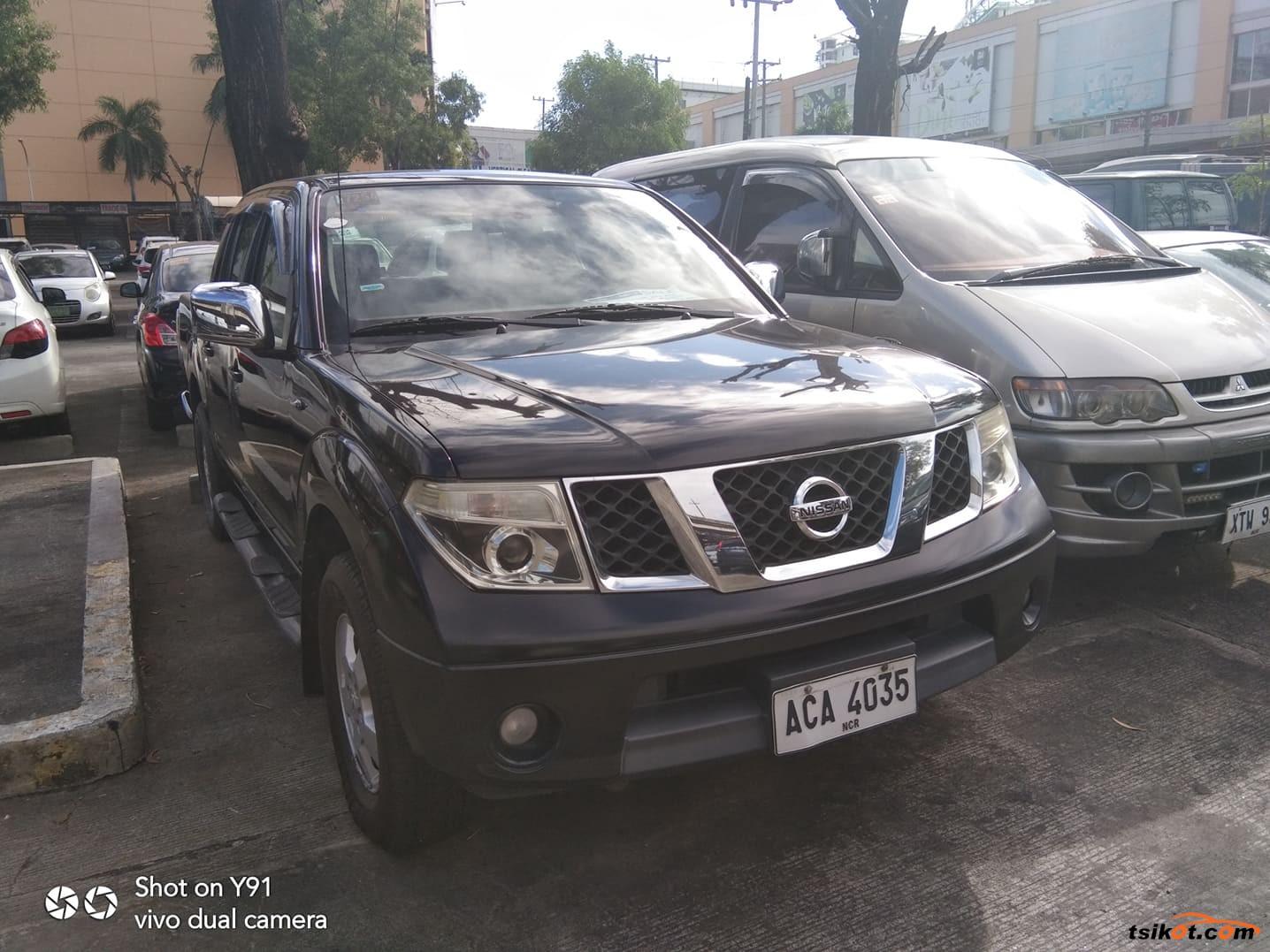 Nissan Frontier 2014 - 3