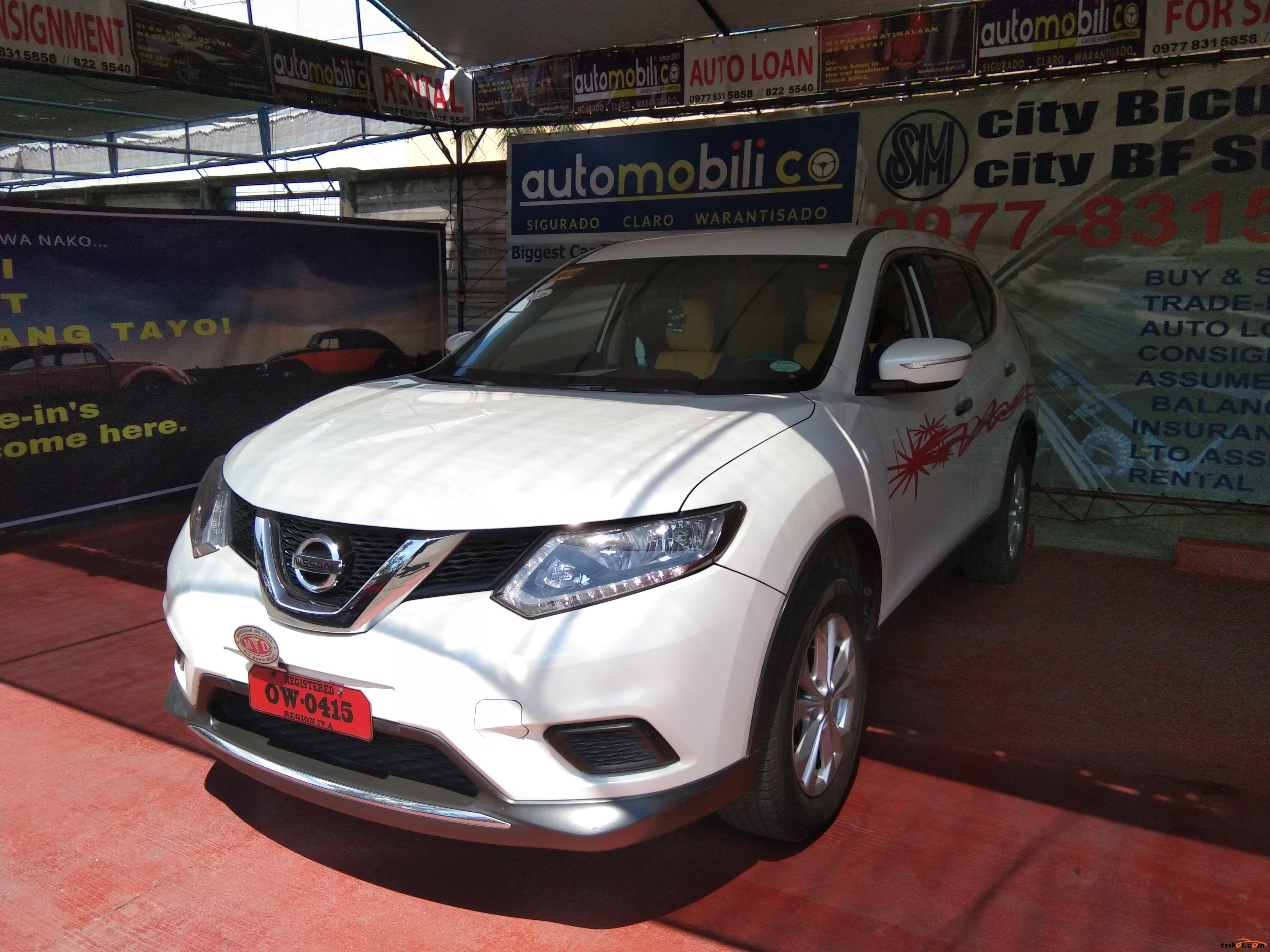 Nissan X-Trail 2018 - 2