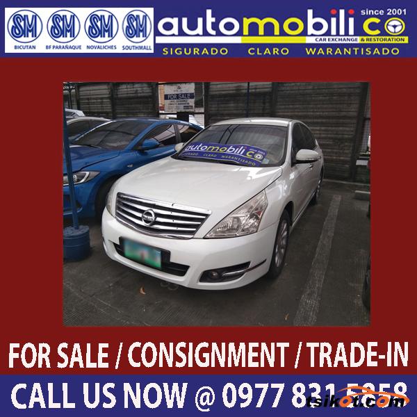 Nissan Teana 2014 - 2