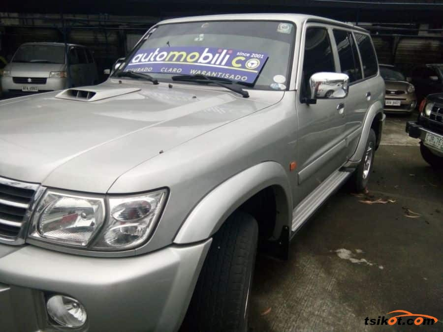 Nissan Patrol 2007 - 2
