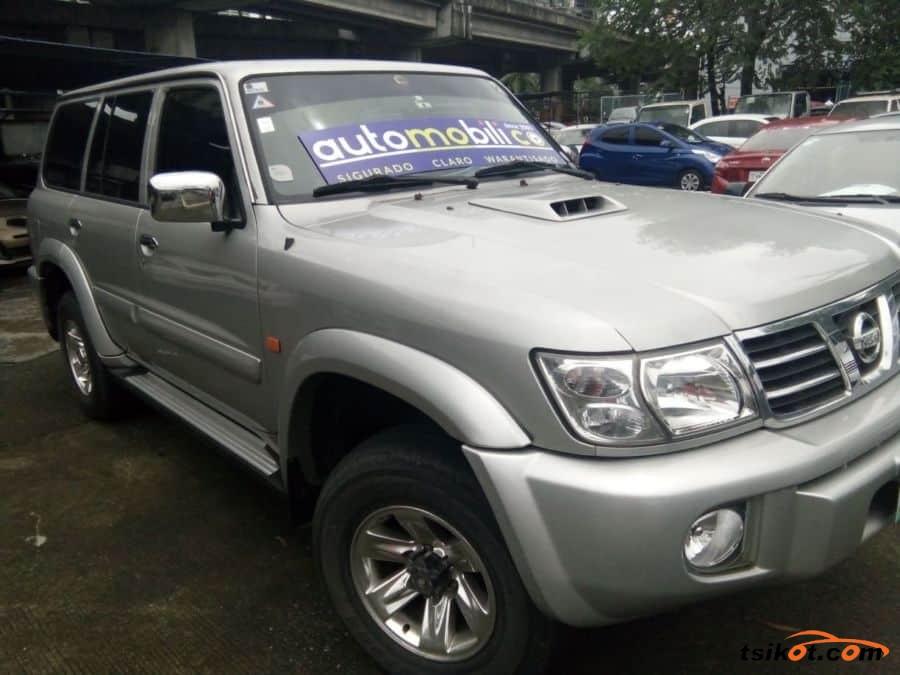 Nissan Patrol 2007 - 3