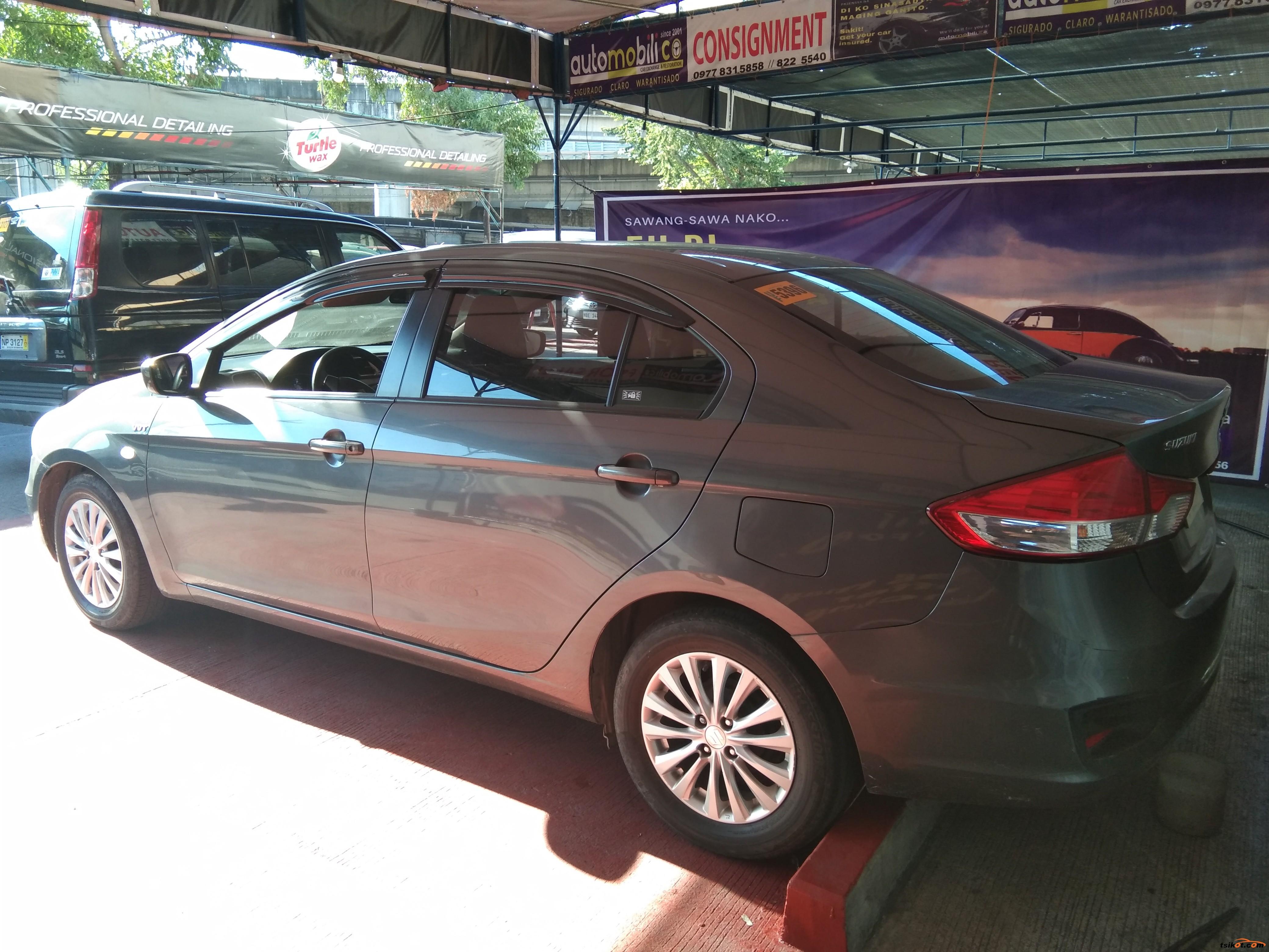 Suzuki Ciaz 2017 - 4