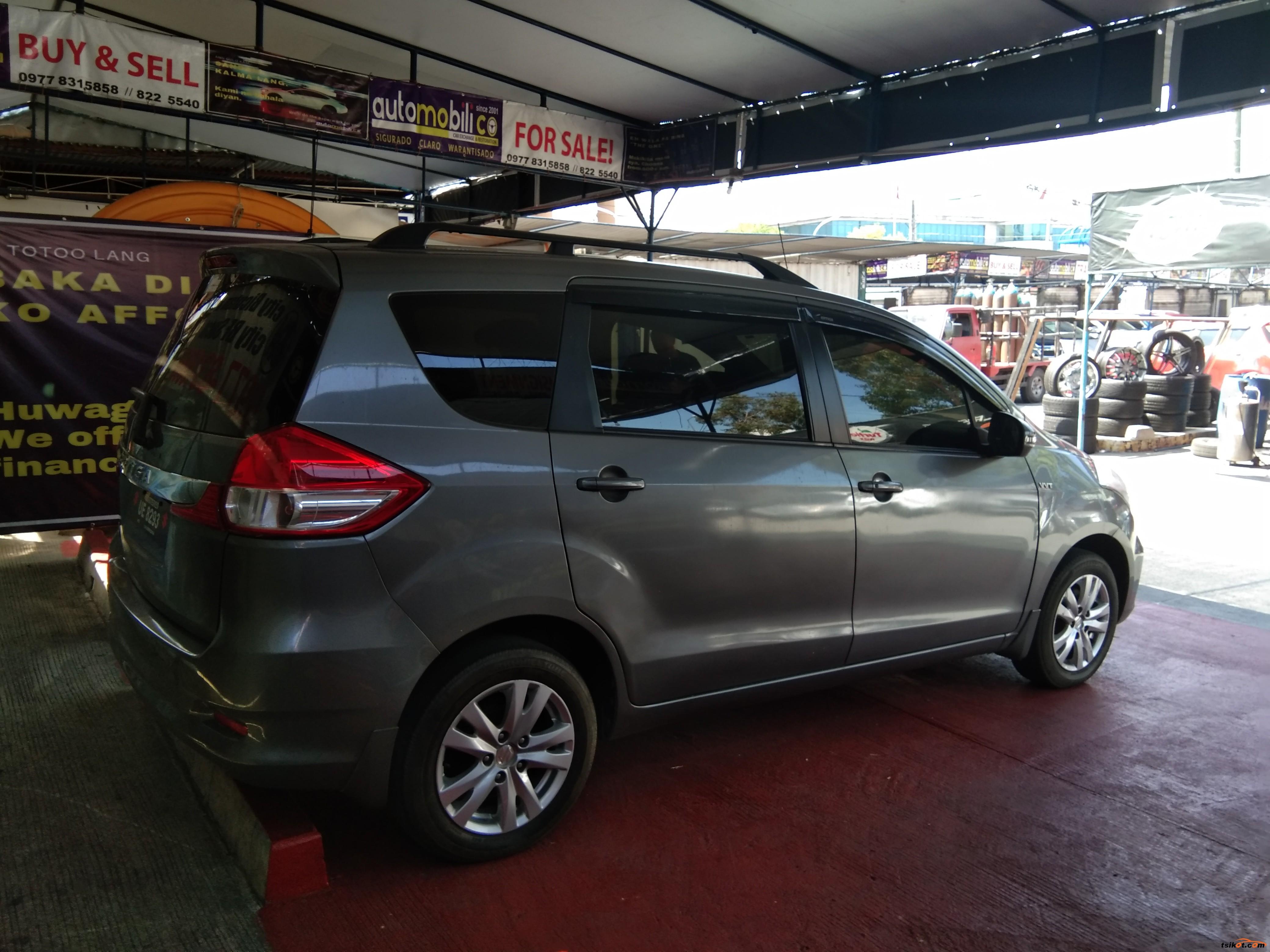 Suzuki Ertiga 2017 - 4