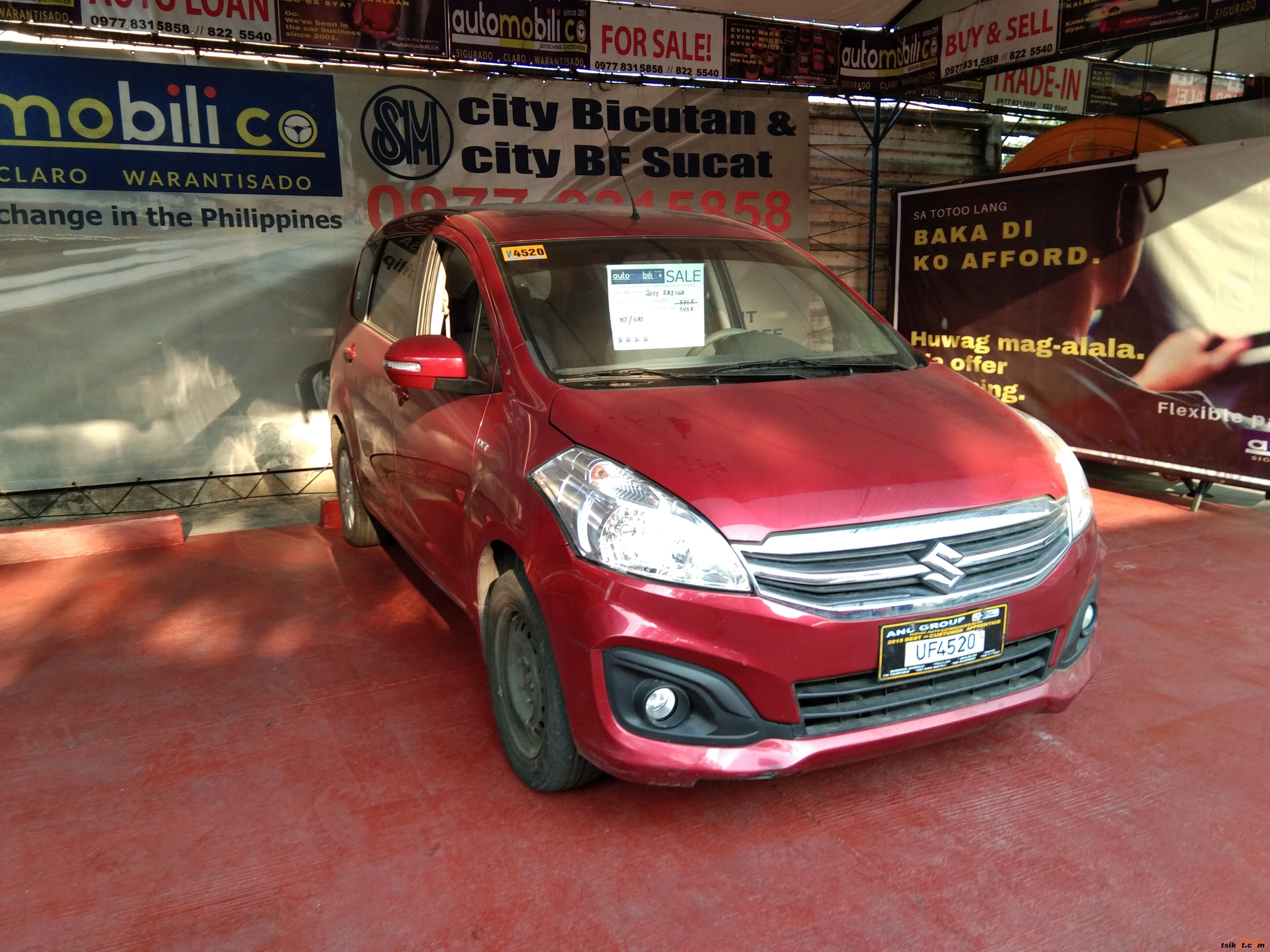 Suzuki Ertiga 2017 - 3