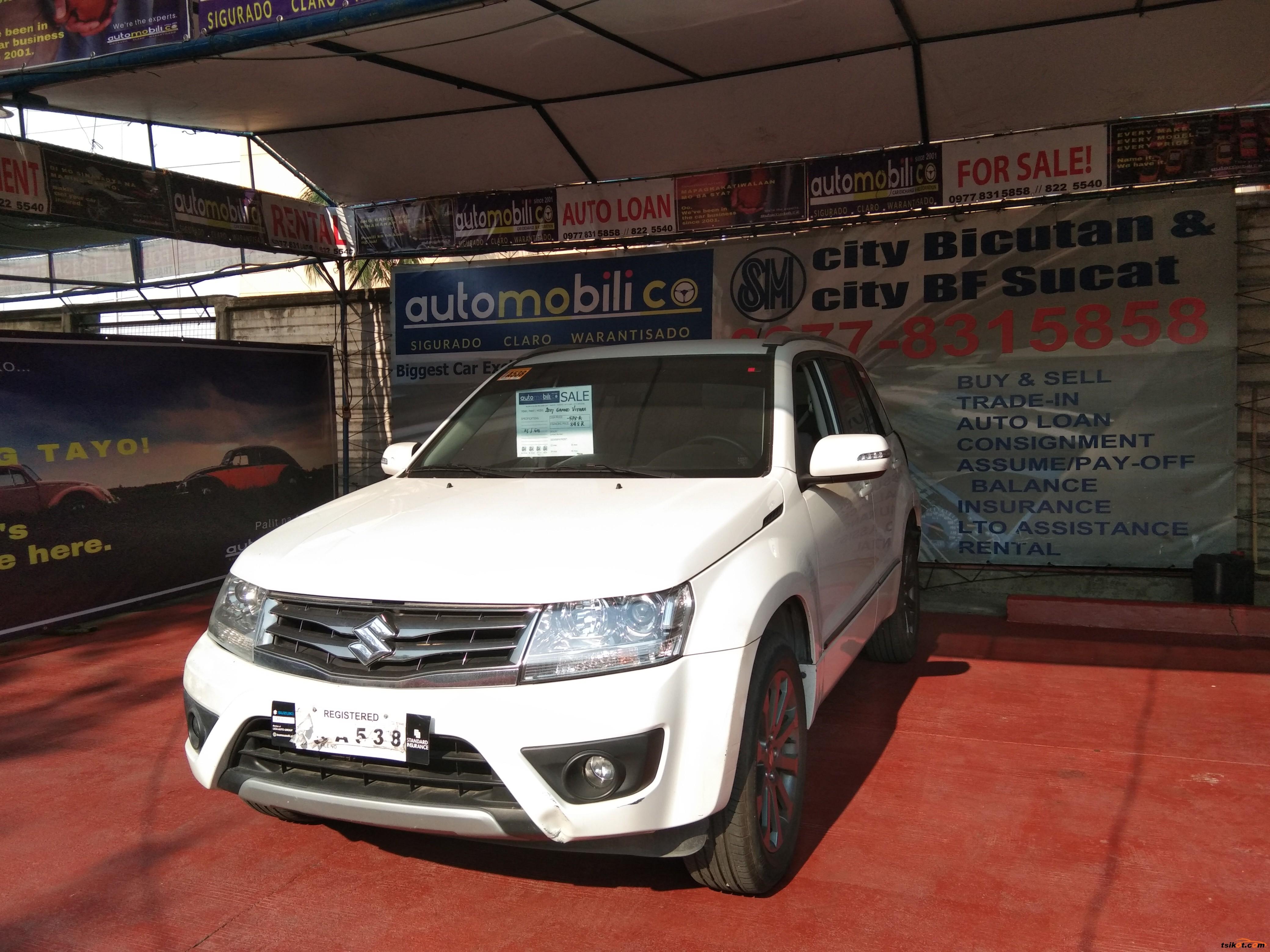 Suzuki Grand Vitara 2017 - 2