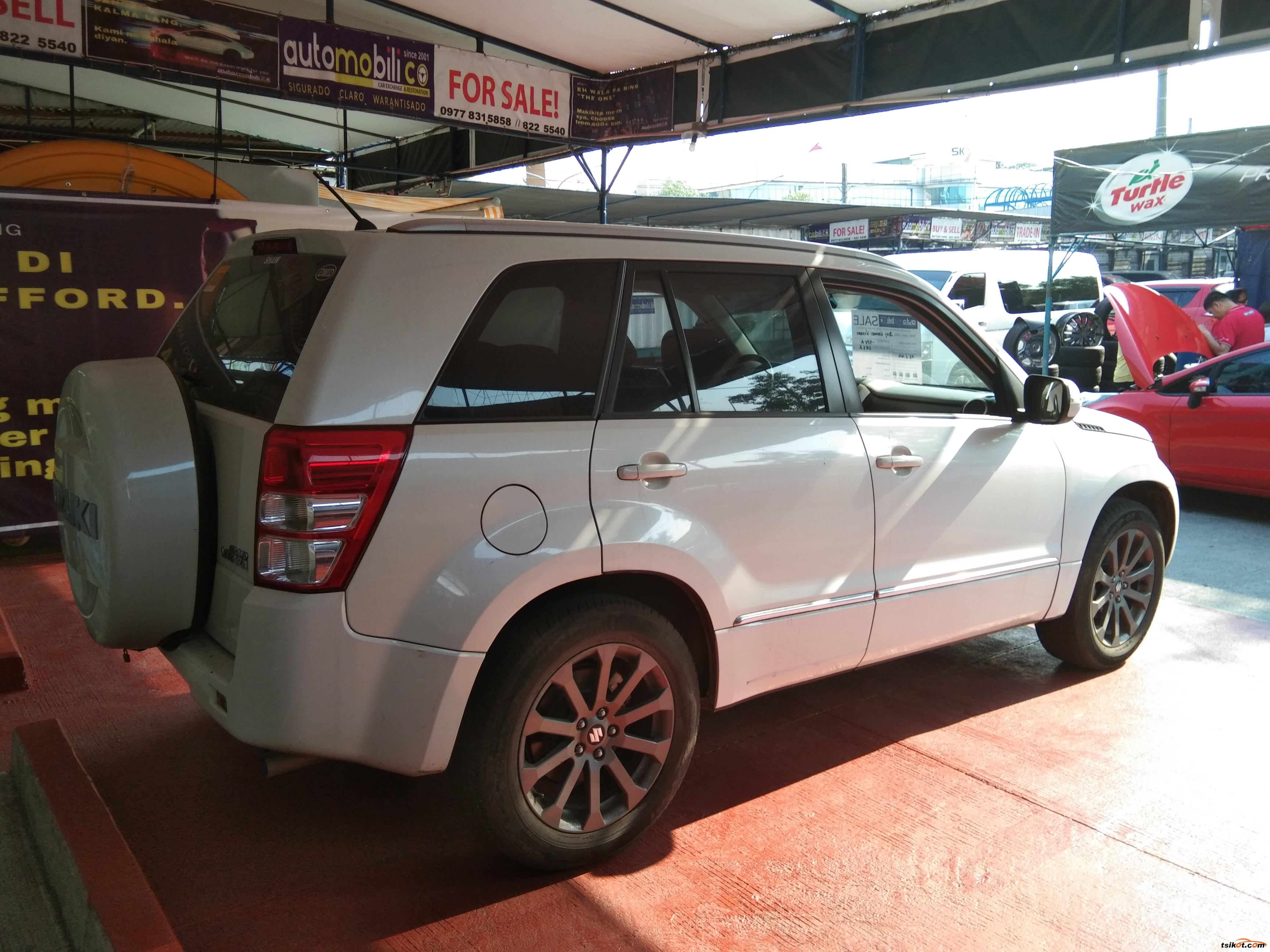 Suzuki Grand Vitara 2017 - 4