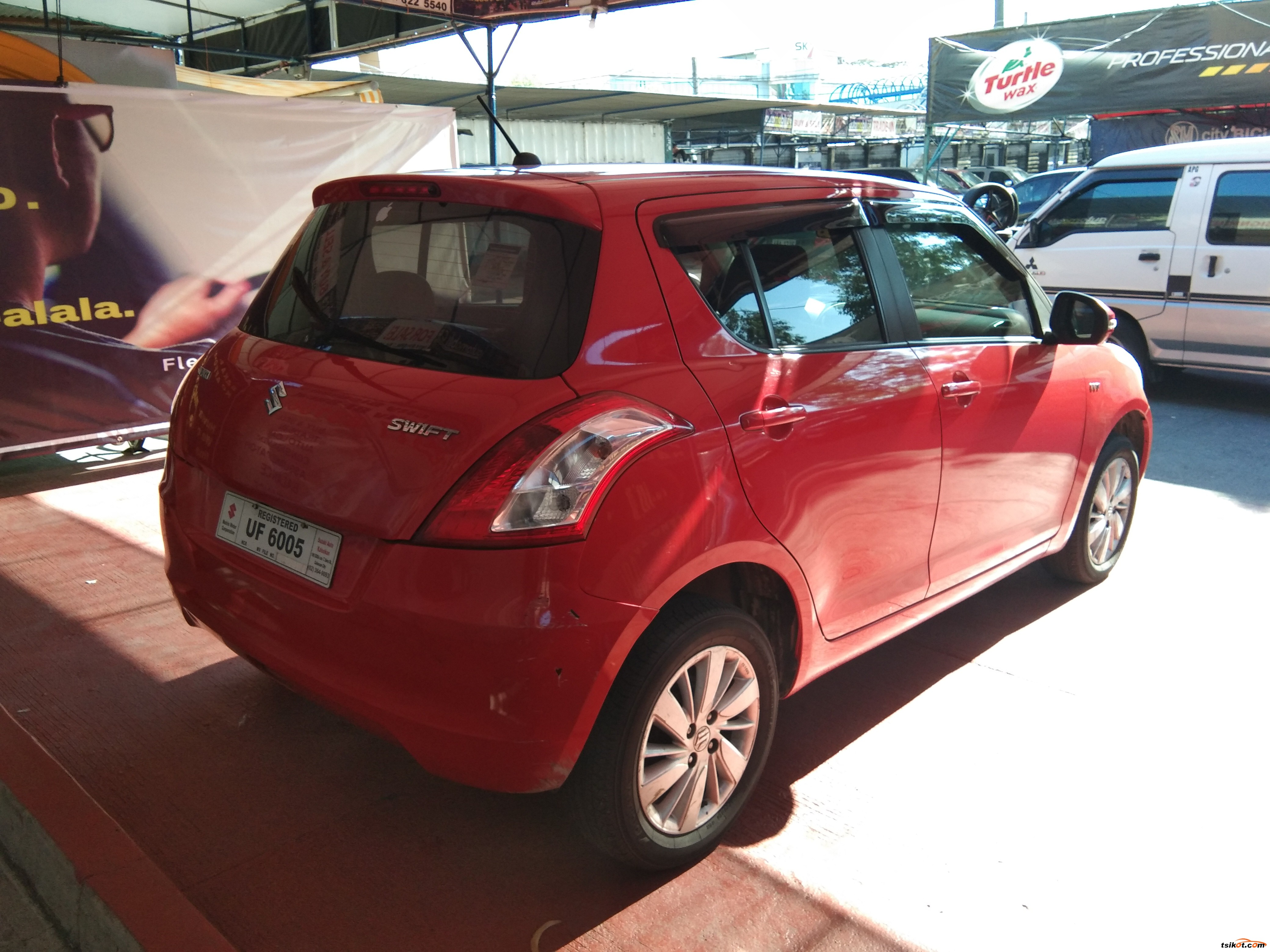 Suzuki Swift 2017 - 4
