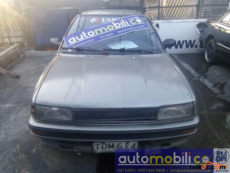 Toyota Corolla 1989 - 1