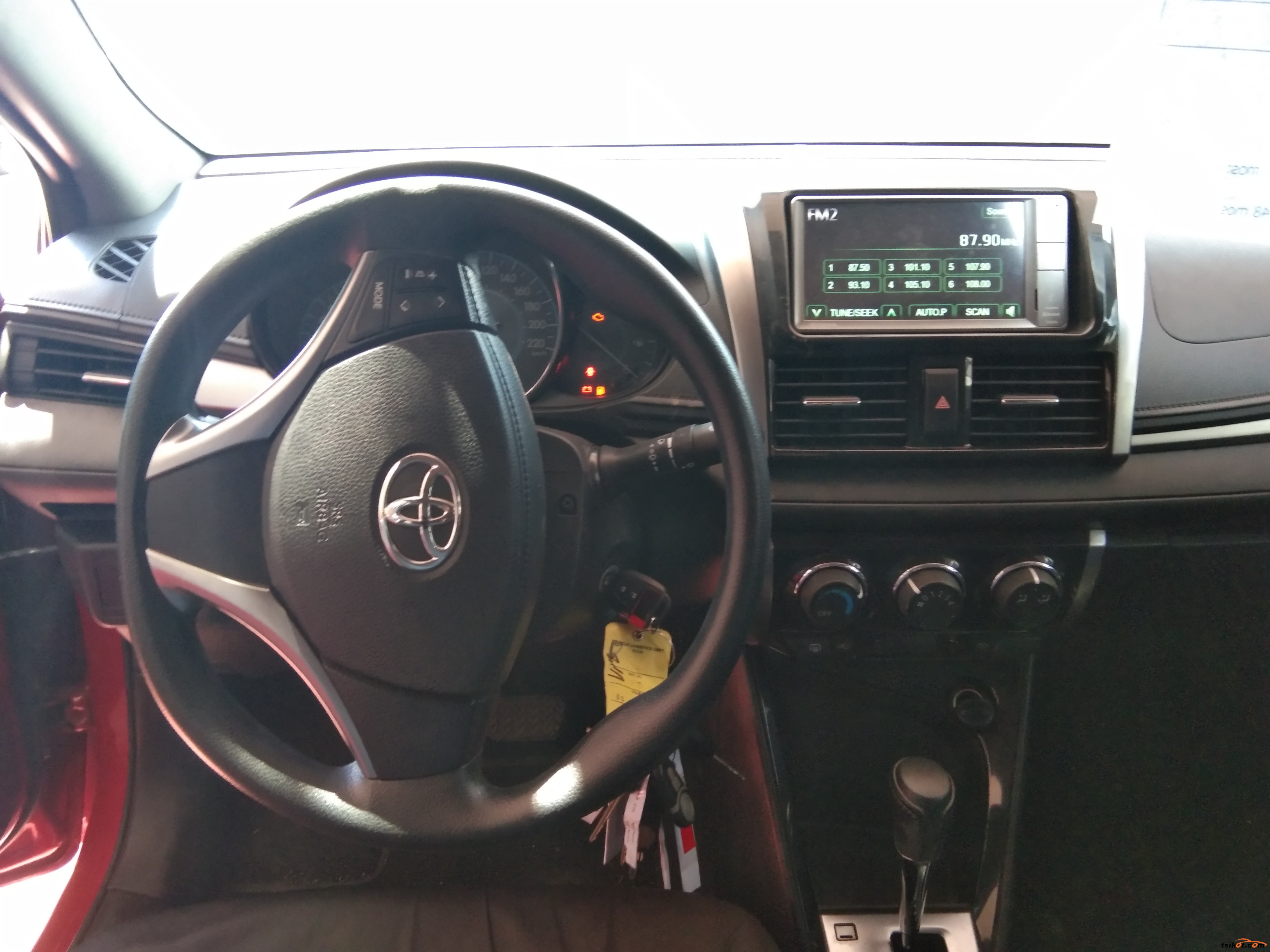 Toyota Vios 2018 - 7