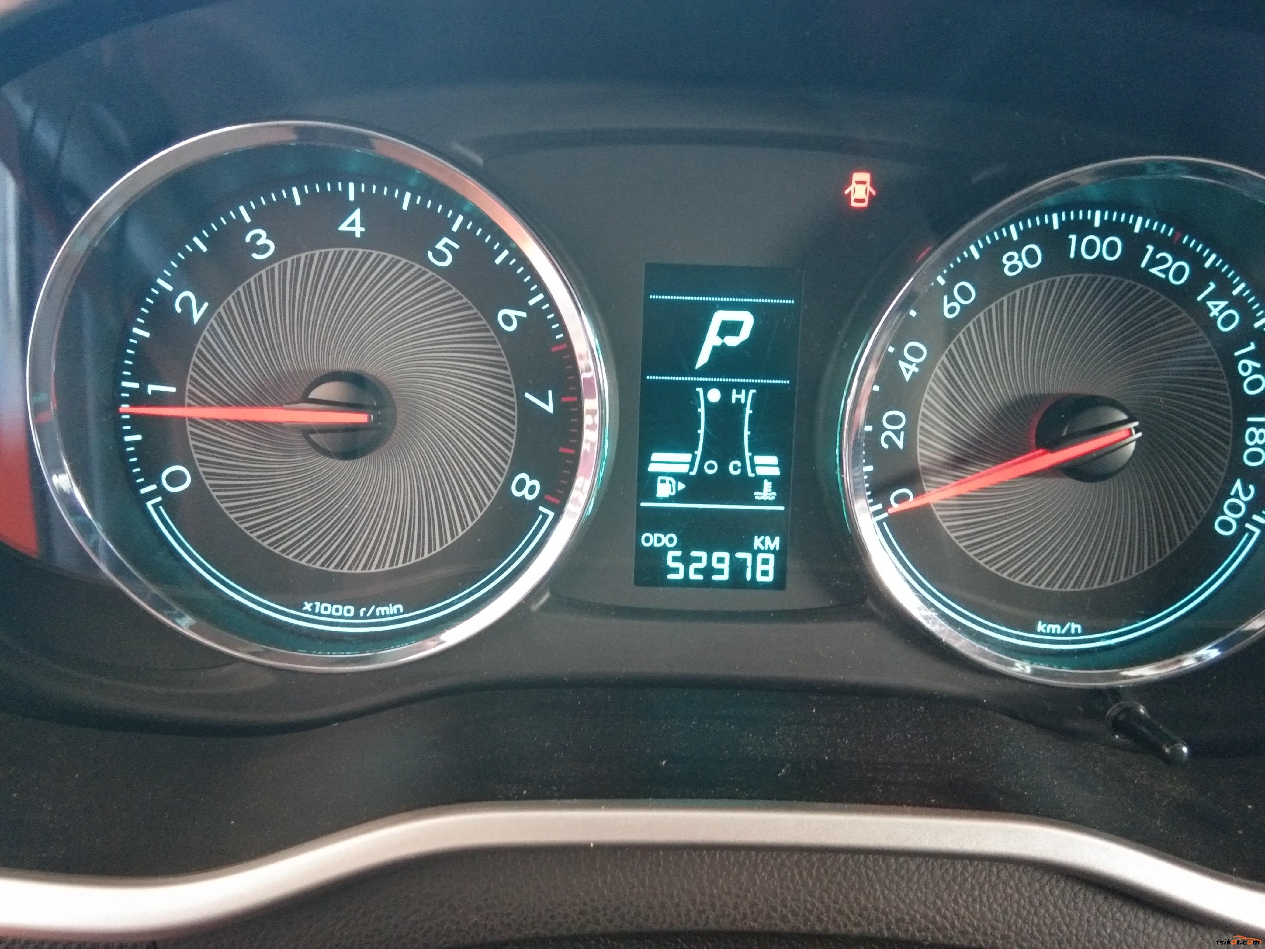 Chevrolet Sail 2017 - 6