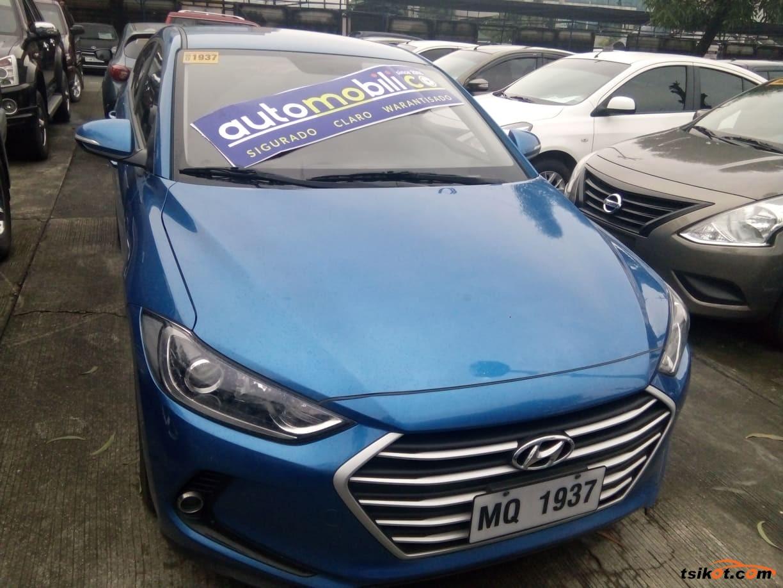 Hyundai Elantra 2016 - 1