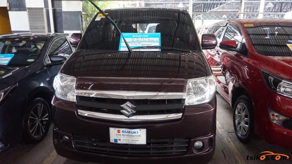 Suzuki Apv 2017 - 1