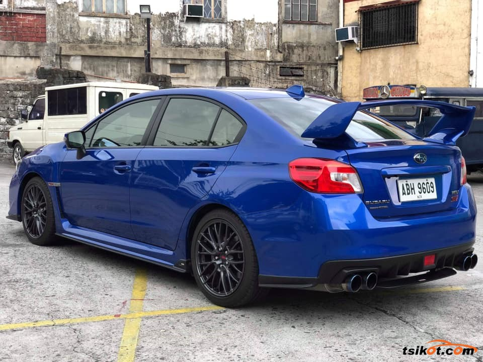 Subaru Impreza 2015 - 4