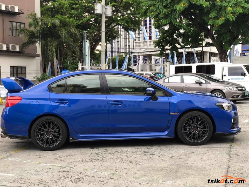 Subaru Impreza 2015 - 6