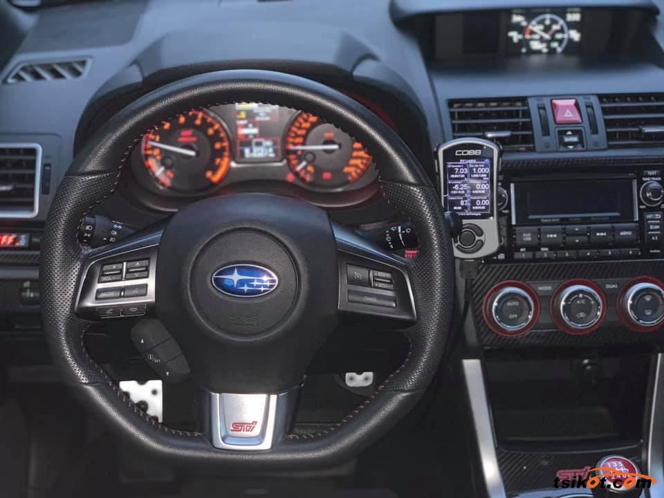 Subaru Impreza 2015 - 8