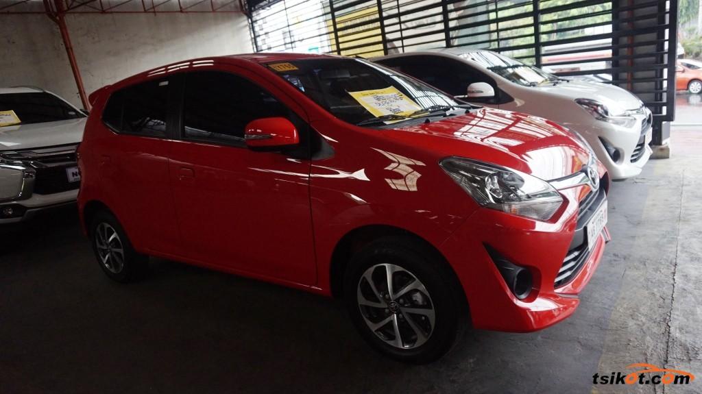 Toyota Wigo 2018 - 2