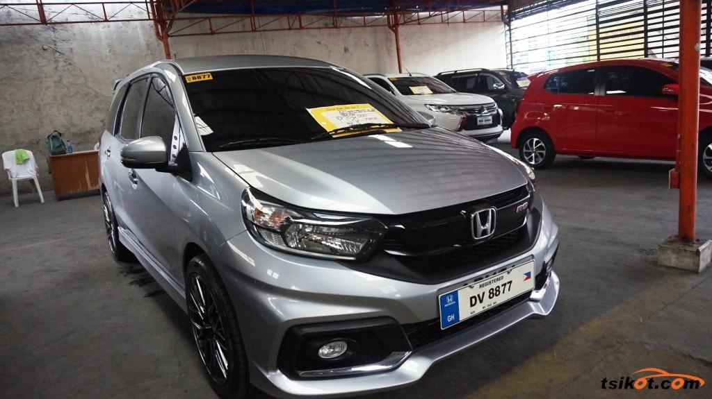 Honda Mobilio 2017 - Car for Sale Metro Manila