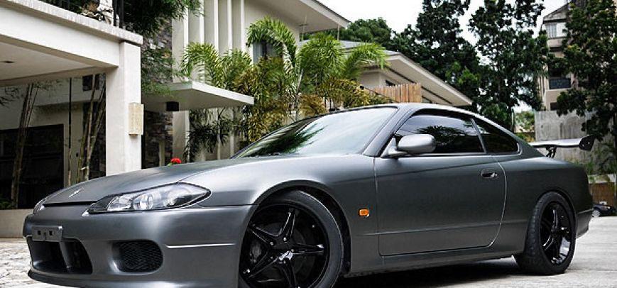 Nissan Silvia 1998 - 3