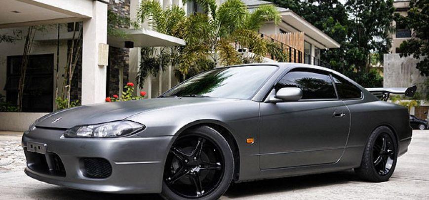 Nissan Silvia 1998 - 5