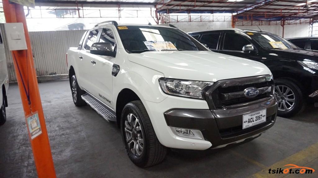 Ford Ranger 2017 - 2