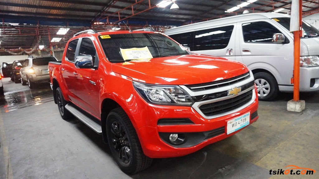Chevrolet Colorado 2017 - 2