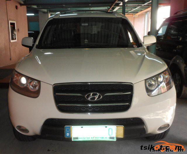 Hyundai Santa Fe 2008 - 3