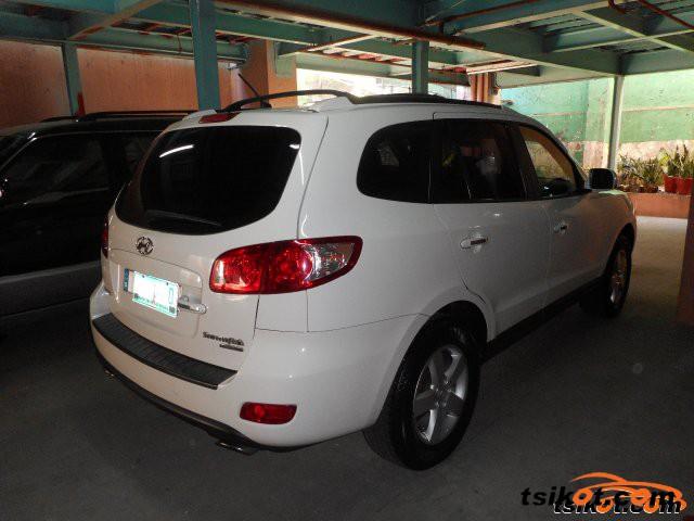 Hyundai Santa Fe 2008 - 5