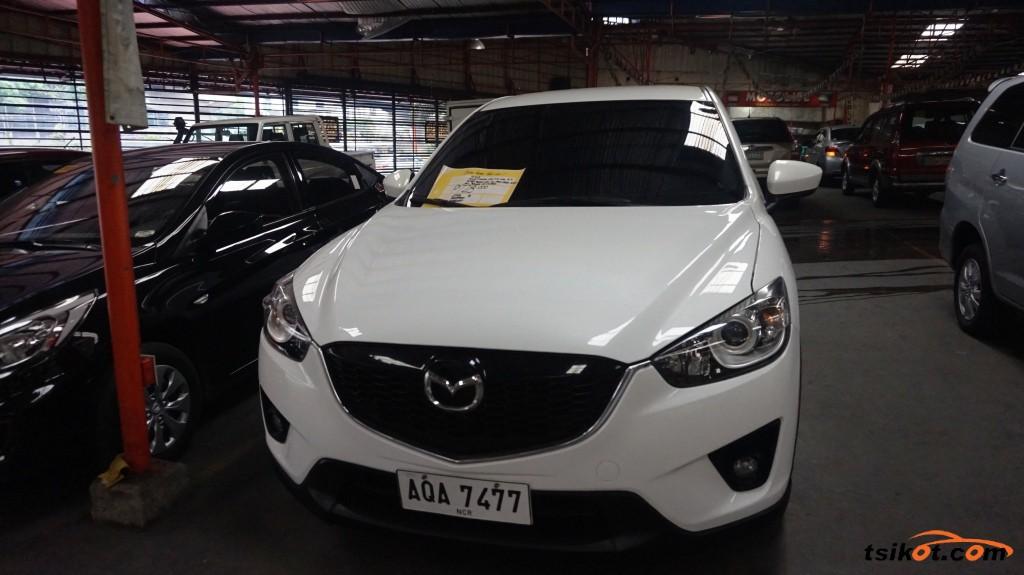 Mazda Cx-5 2015 - 1