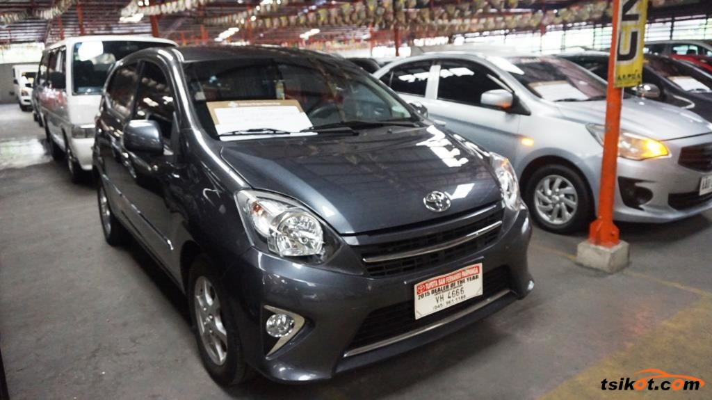 Toyota Wigo 2017 - 2