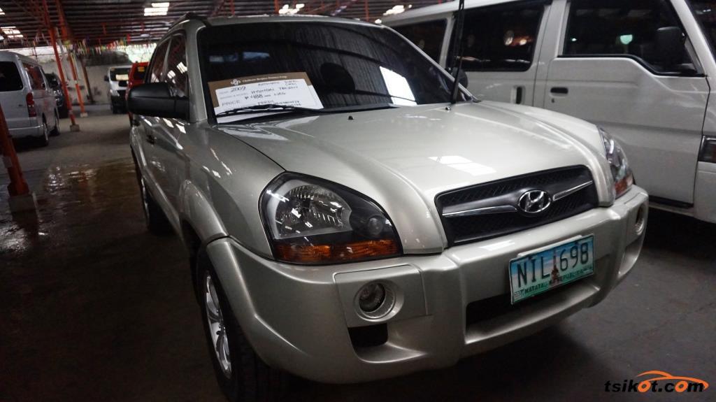 Hyundai Tucson 2009 - 1
