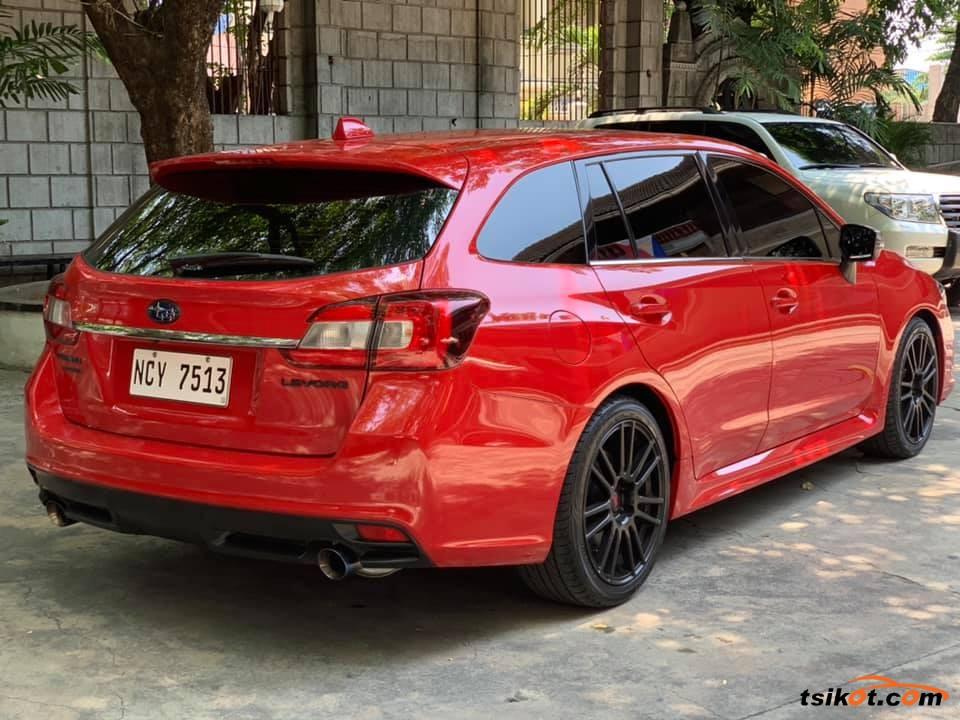 Subaru Levorg 2017 - 5