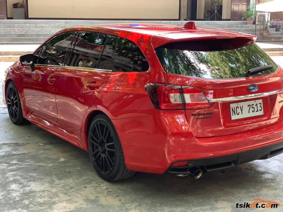 Subaru Levorg 2017 - 6