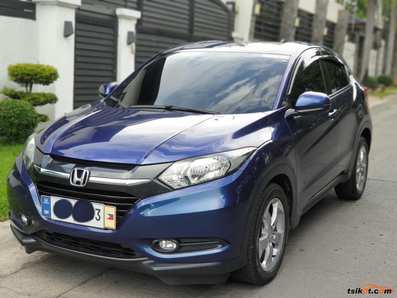 Honda Hr-V 2015 - 1