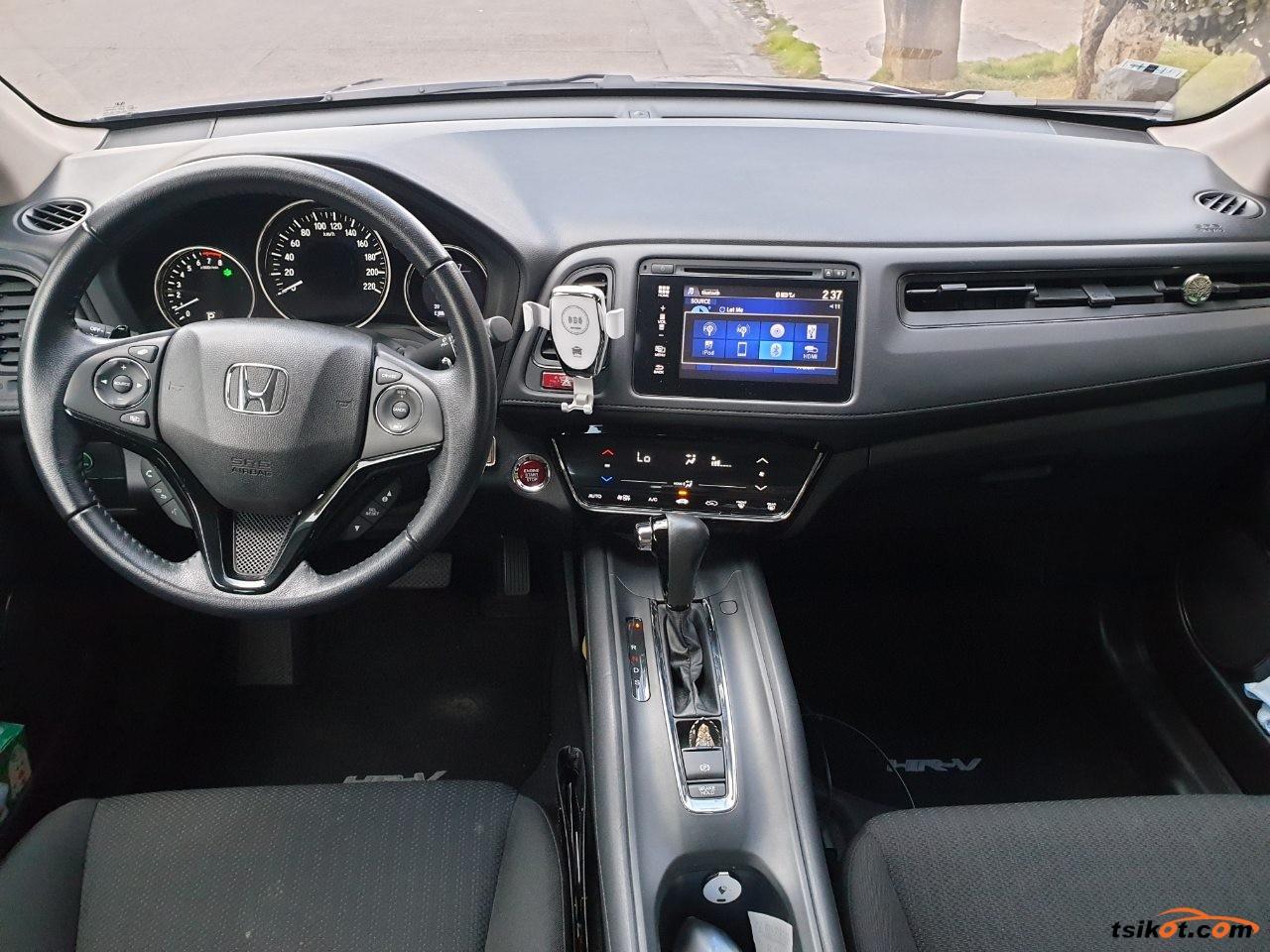 Honda Hr-V 2015 - 4
