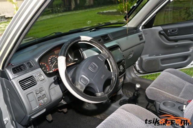 Honda Cr-V 1998 - 5