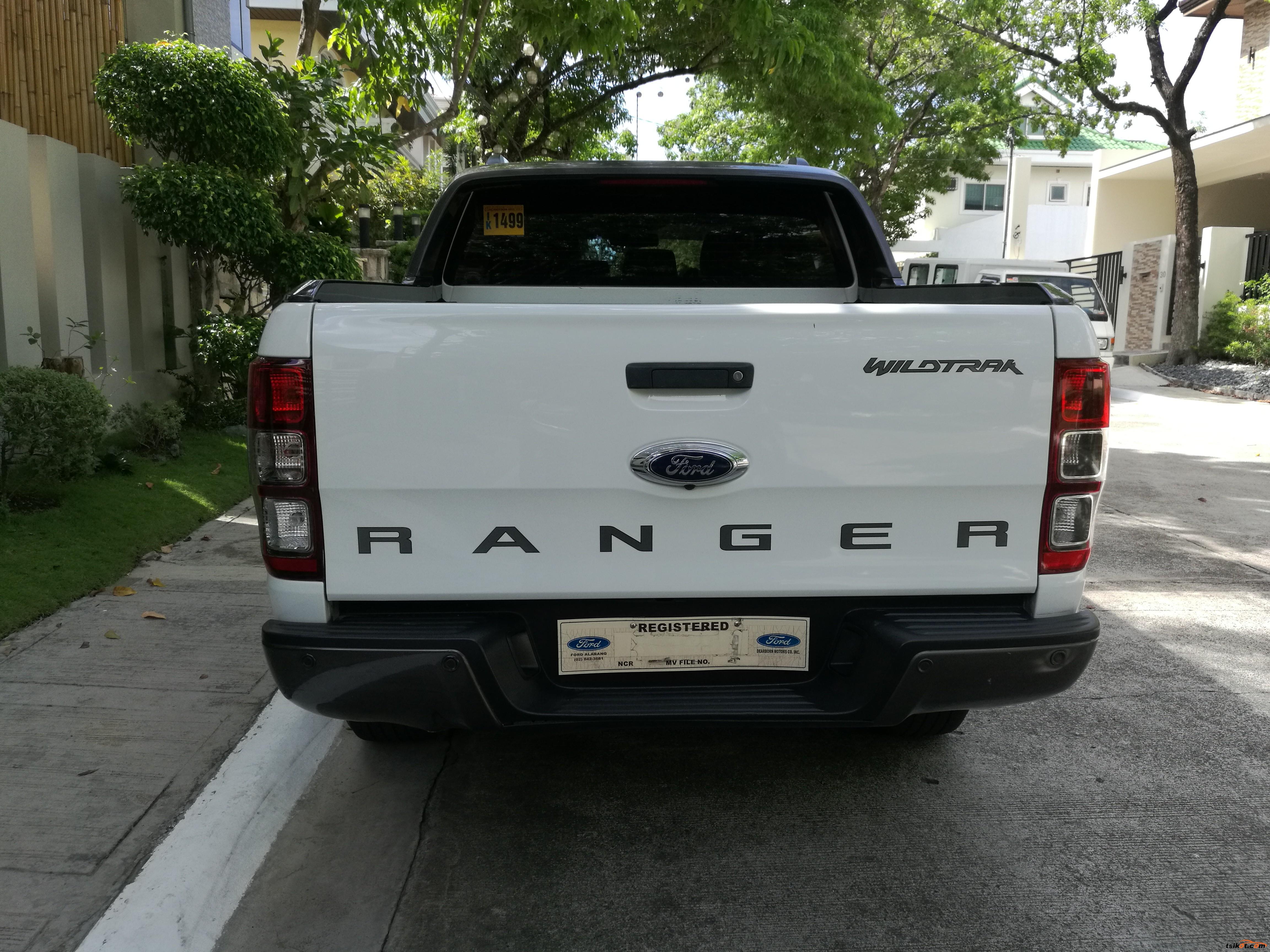 Ford Ranger 2017 - 3