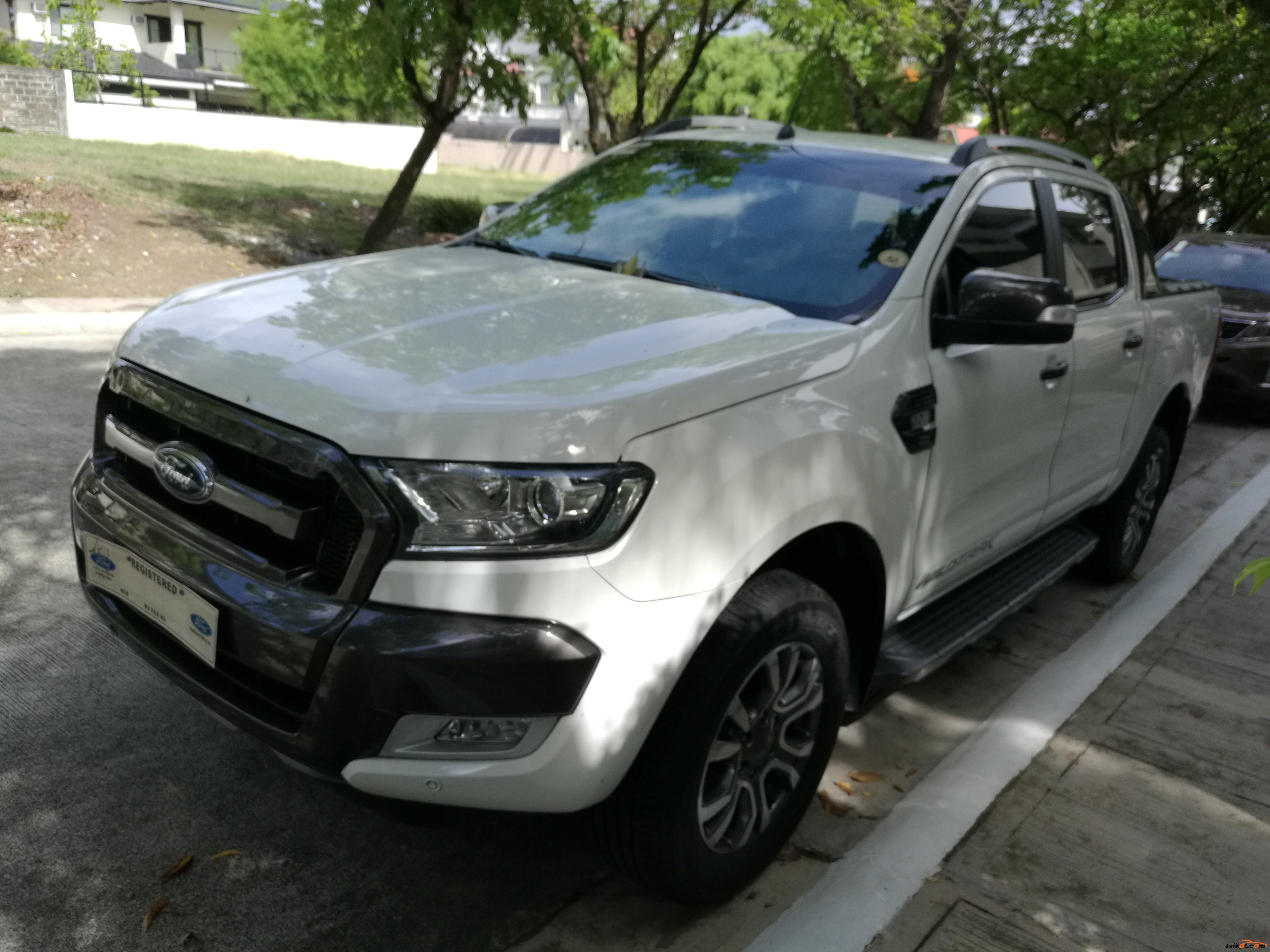 Ford Ranger 2017 - 5