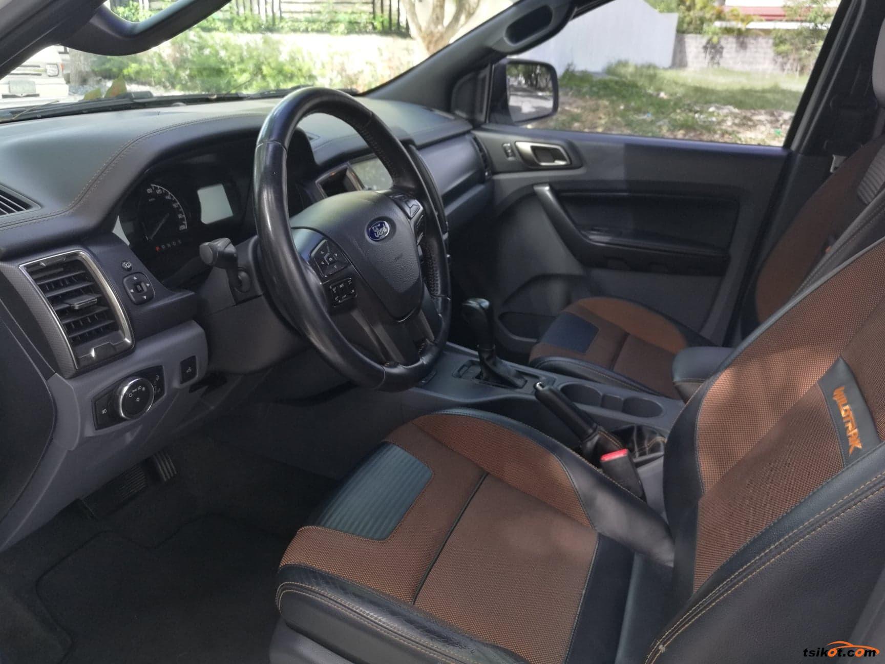 Ford Ranger 2017 - 8