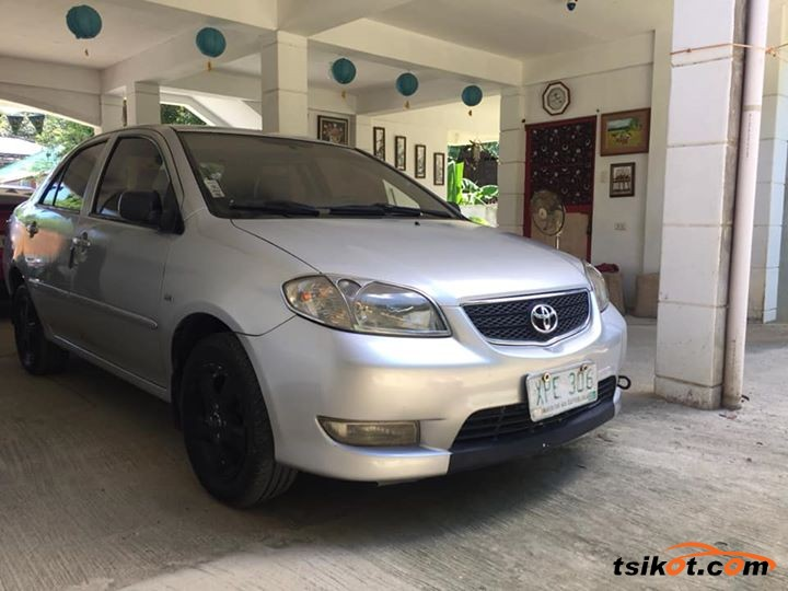 Toyota Vios 2004 - 2