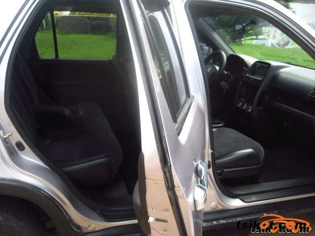 Honda Cr-V 2005 - 2