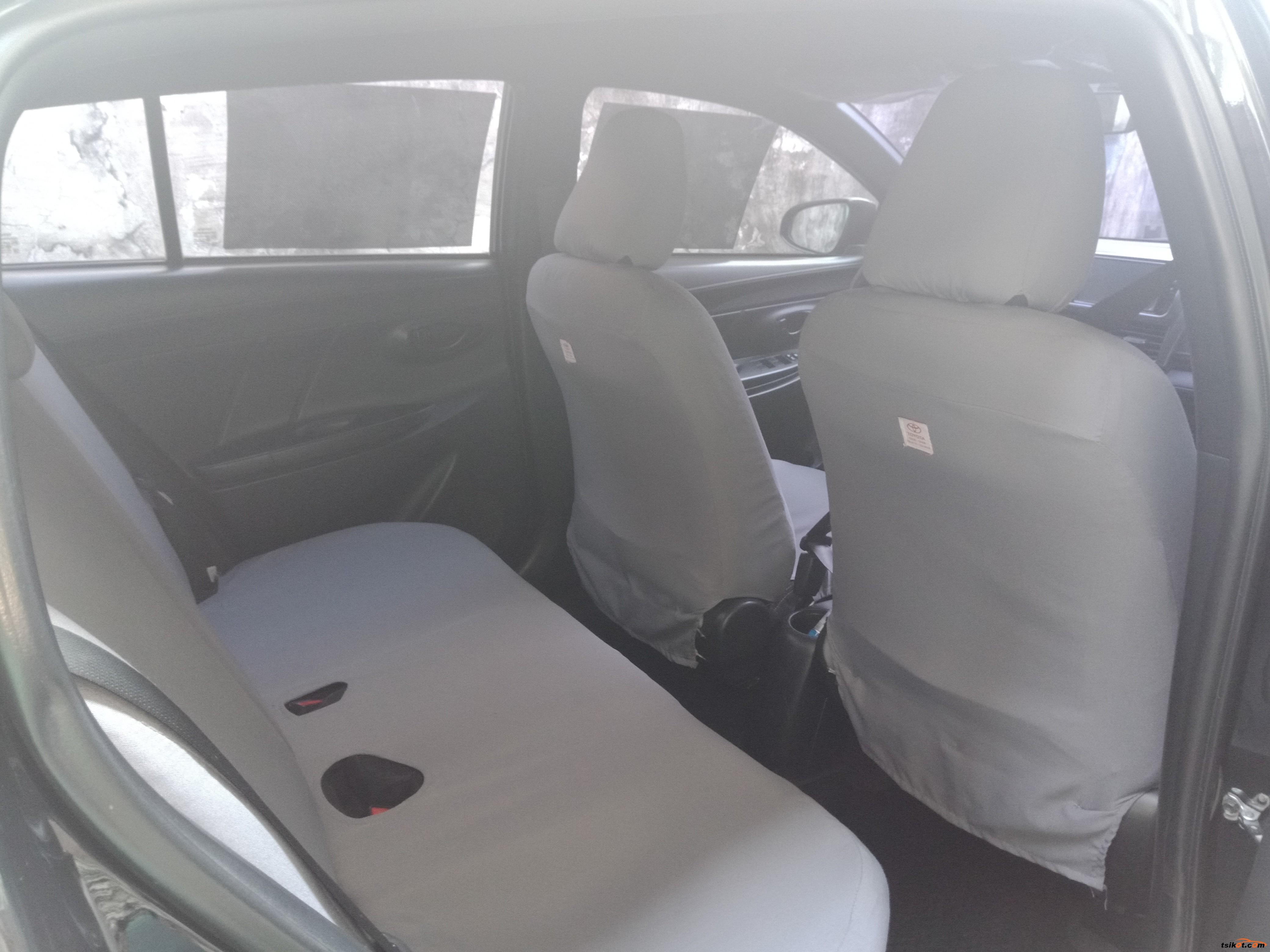 Toyota Yaris 2015 - 4