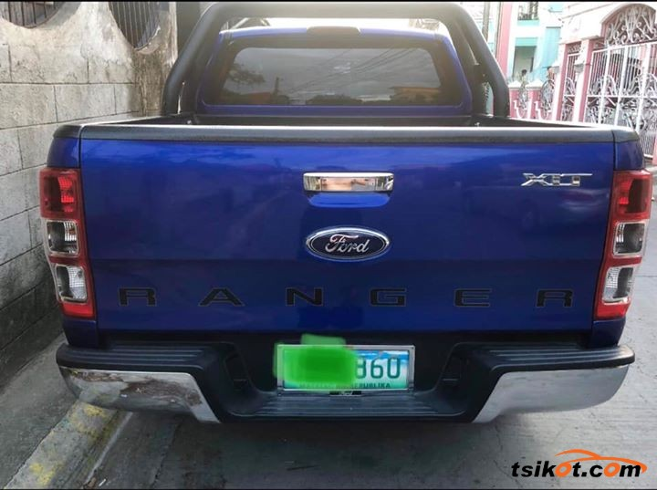 Ford Ranger 2013 - 5