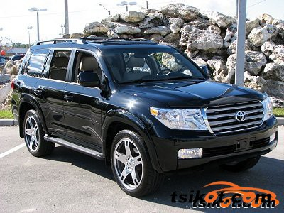 Toyota Land Cruiser 2011 - 1