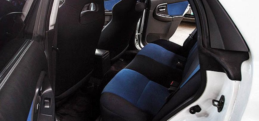 Subaru Wrx 2015 - 5