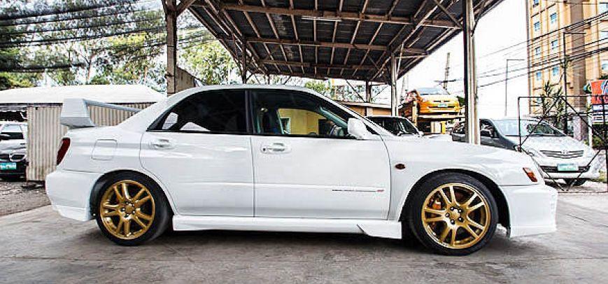 Subaru Wrx 2015 - 7