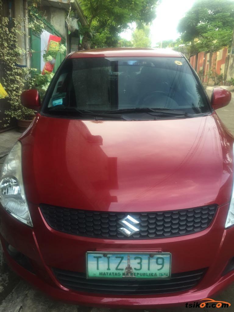 Suzuki Swift 2012 - 1