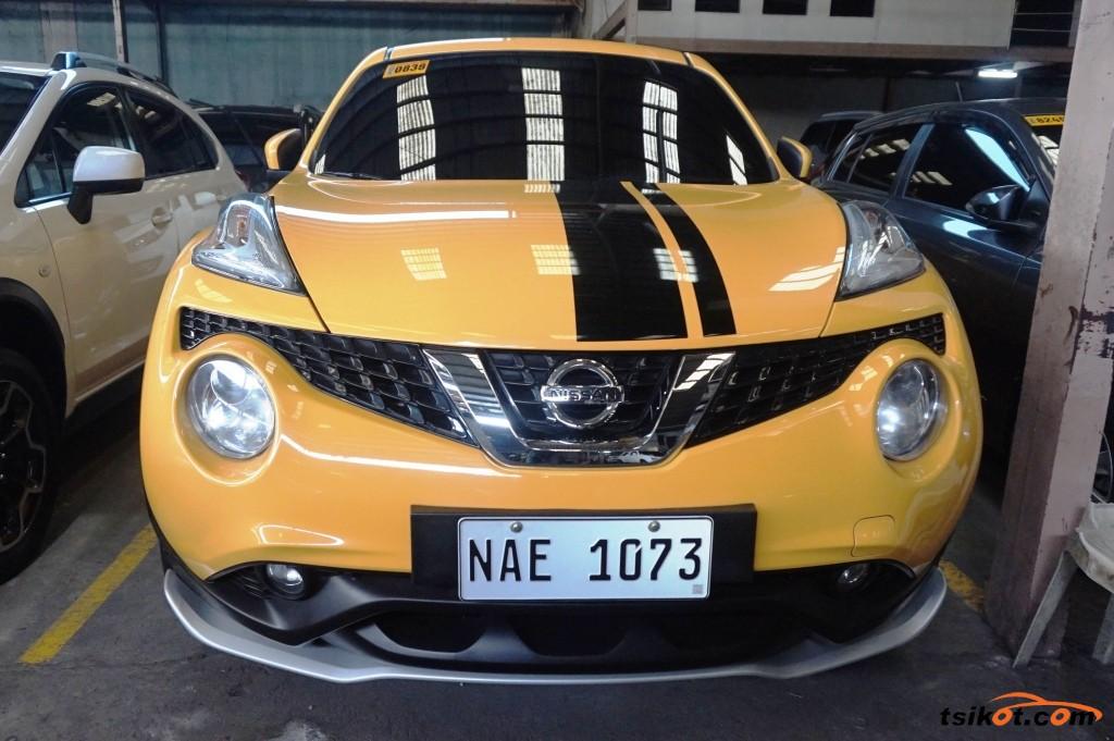 Nissan Juke 2017 - 1