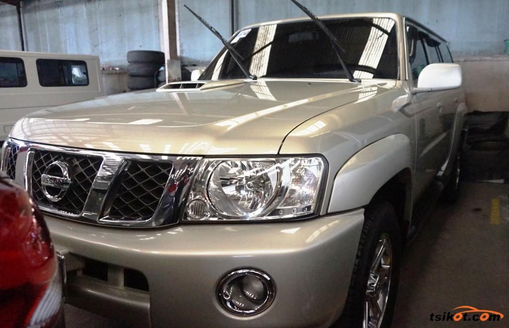 Nissan Patrol 2014 - 1